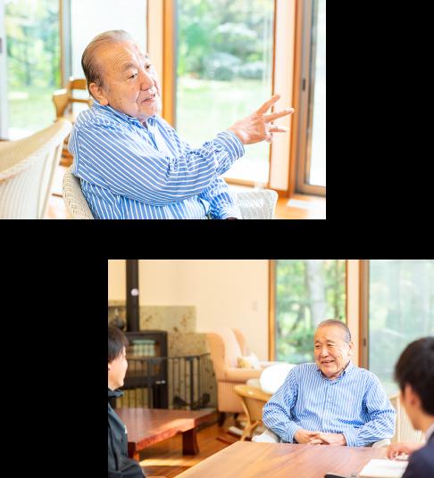 オーナー様のインタビューイメージ