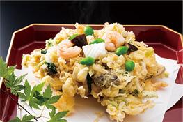 和風の料理写真
