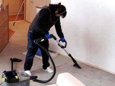 屋内清掃の画像